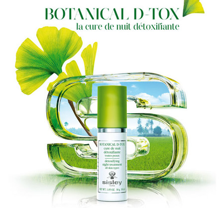 Botanical D-Tox Sisley