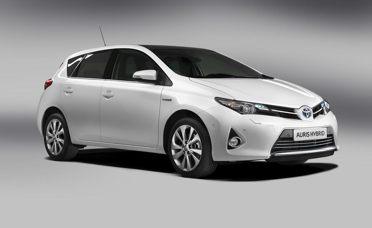 Foto de Toyota Auris Híbrido 2013 (2/8)