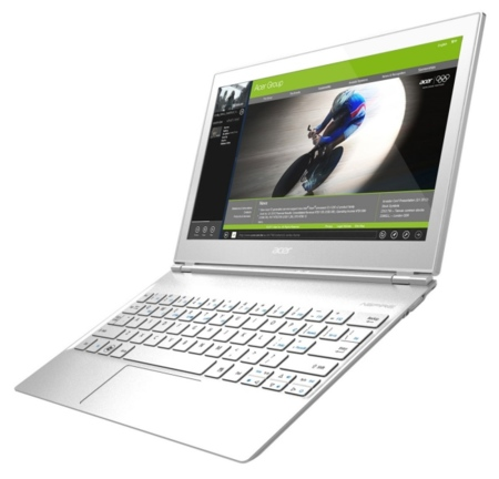 Seis portátiles táctiles Windows 8 a los que querréis poner las manos encima