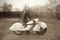 Killinger und Freund, Art Decó sobre ruedas