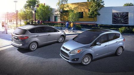 Ford C-MAX Hybrid y Ford C-MAX Energi