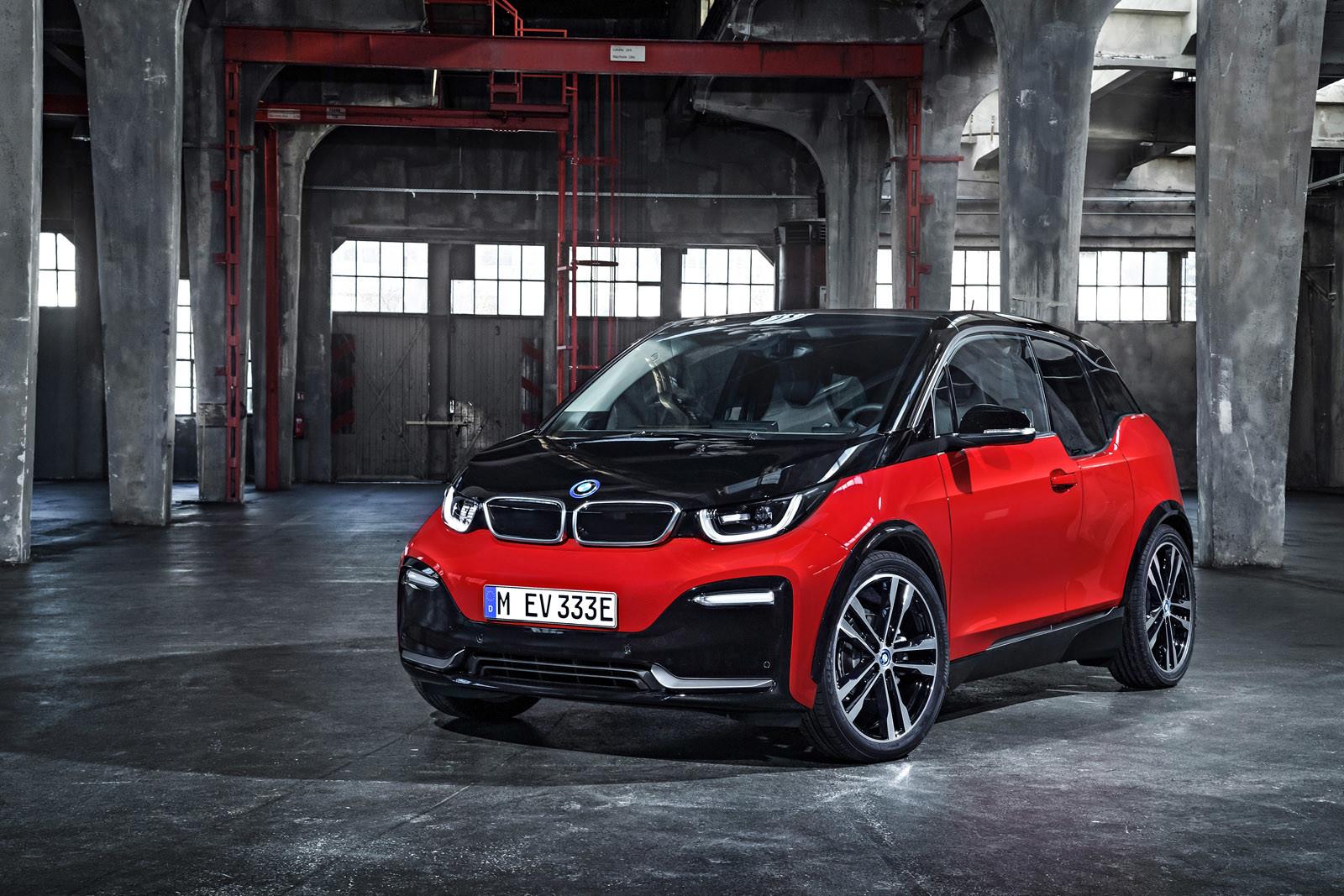 Foto de BMW i3 y i3s 2018 (90/139)