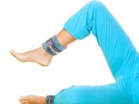 El uso de lastres para aumentar la intensidad de los ejercicios