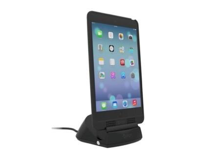 iPort presenta una funda y soporte para iPad que nos permite cargarlo sin cables
