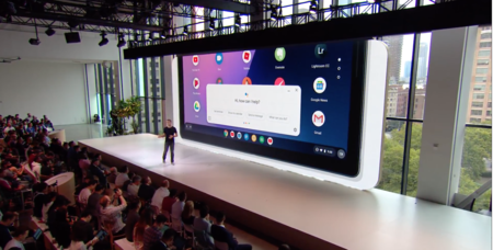 Google Assistant Chrome Os
