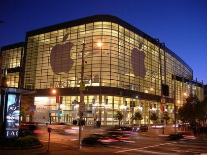 Moscone Center WWDC 2007