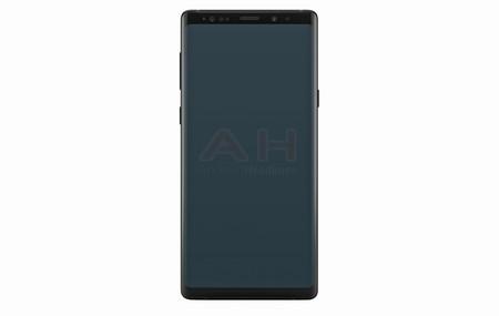 El Galaxy Note 9 no tendría grandes cambios de diseño, sería prácticamente un Note 8.5