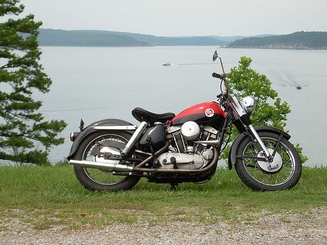 Harley Davidson Sporster XL 1957