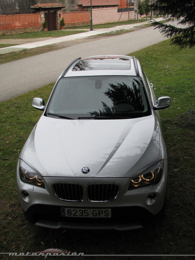 BMW X1 xDrive23d (prueba)