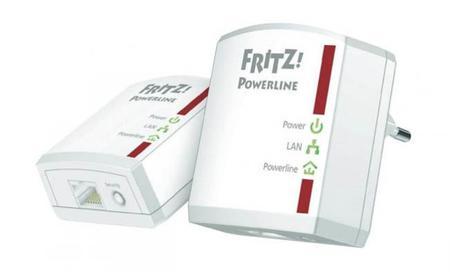 Fritz! nos sorprende con su PLC más compacto: el Powerline 510E de 500 Mbps