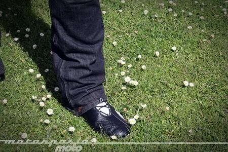 Pantalones Alpinestars Axiom Denim Prueba De Vaqueros Con Kevlar