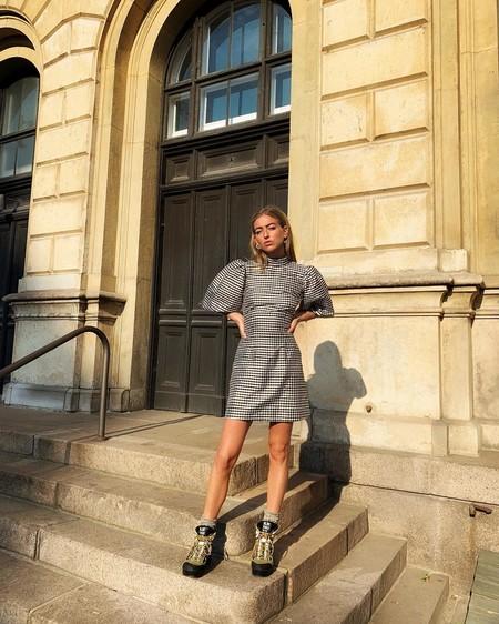 Vestido Cuadros Vichy 11