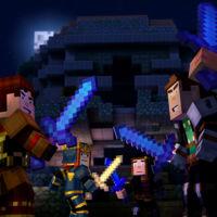 El quinto episodio de Minecraft: Story Mode debutará el 29 de marzo, pero le seguirán otros tres más