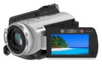 Videocámara Sony SR5C, con disco duro de 100 GB