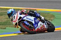 Superbikes Valencia 2010: Carlos Checa y Katsuaki Fujiwara al frente en los primeros entrenamientos cronometrados en Cheste