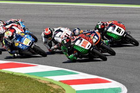 Andrea Migno Brad Binder Romano Fenati Pecco Bagnaia Lorenzo Dalla Porta Mugello Moto3 2016
