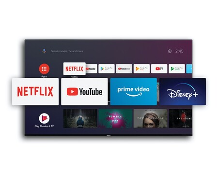 Televisores Nokia Android Tv 2