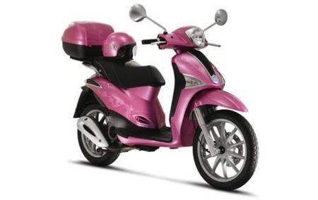 Piaggio Liberty Elle, una scooter para féminas