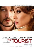 'The Tourist' con Angelina Jolie y Johnny Depp, cartel