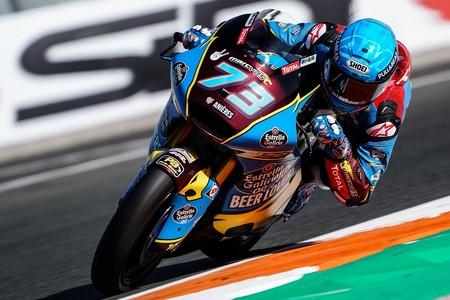 Marquez Valencia Moto2 2019