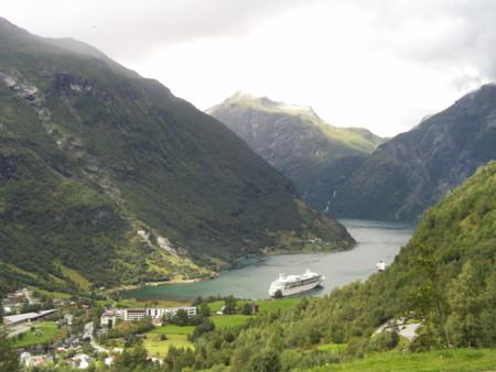 Fiordos Noruegos Geiraiger