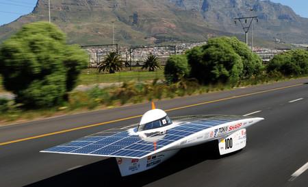 Solar Car Sasc2010 Tokai Challenger