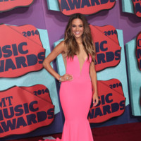Jana Kramer CMT Music Awards 2014