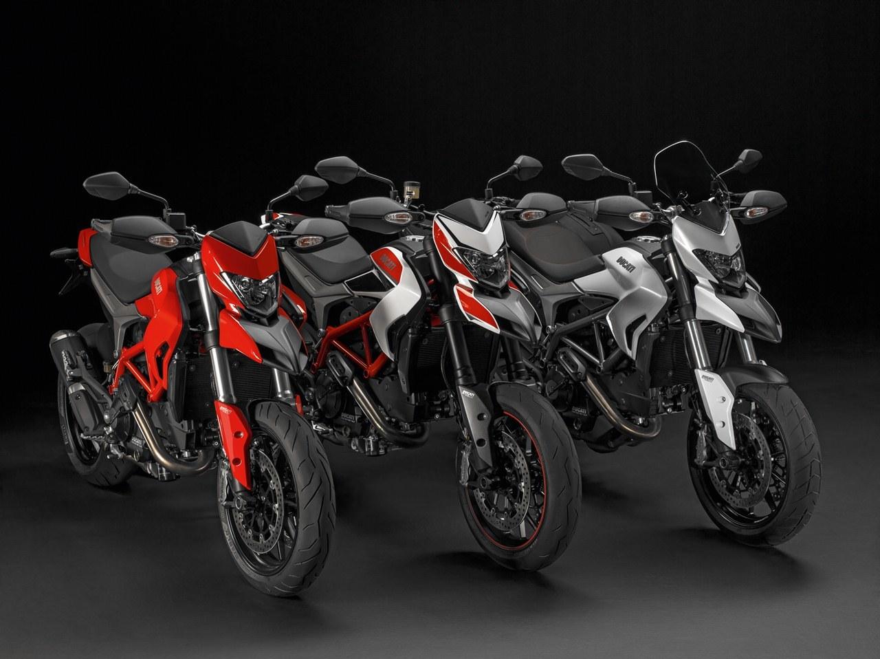 Foto de Ducati Hypermotard, Hypermotard SP e Hyperstrada (14/19)