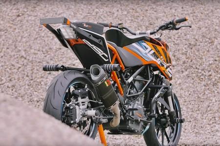 Moto Stunt Ktm