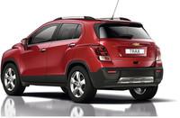 Chevrolet Trax, desde 14.940 euros en España