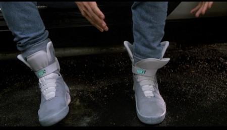 ¿Tendremos las Nike de Marty McFly?