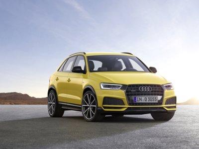 El Audi Q3 estrena facelift para finales de año, y un acabado Competition que no vas a ver en España