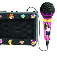 Ofertón: el set de Soy Luna altavoz karaoke con micrófono está rebajado a 28,98 euros en Amazon