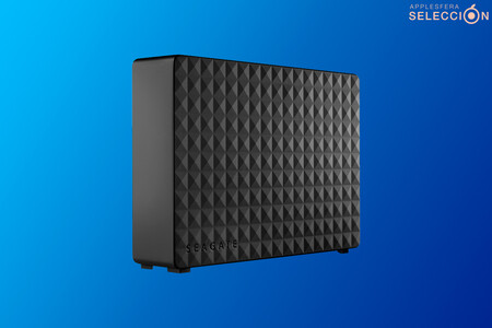 Espacio para dar y regalar con el disco duro Seagate Expansion Desktop de 12 TB: más barato que nunca por 196,99 euros en Amazon