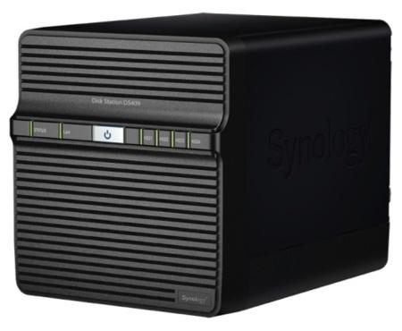Synology DS409 ofrece hasta 8 TB para nuestros archivos