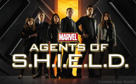 Marvels Agents Of S H I E L D Cast Logo Header