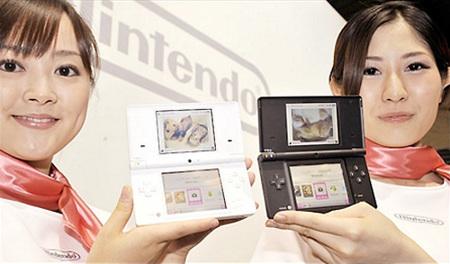 Nintendo DSi llegará el 3 de abril a Europa