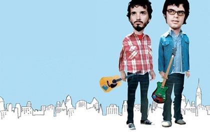 Se buscan cantantes en castellano para 'Flight of the Conchords'