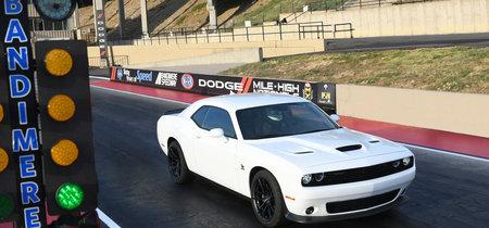 """Dodge Challenger R/T Scat Pack 1320: un Challenger a punto de ser poseído por el """"Demon"""""""