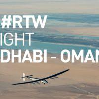 El Solar Impulse despega por fin para dar la vuelta al mundo sin combustible