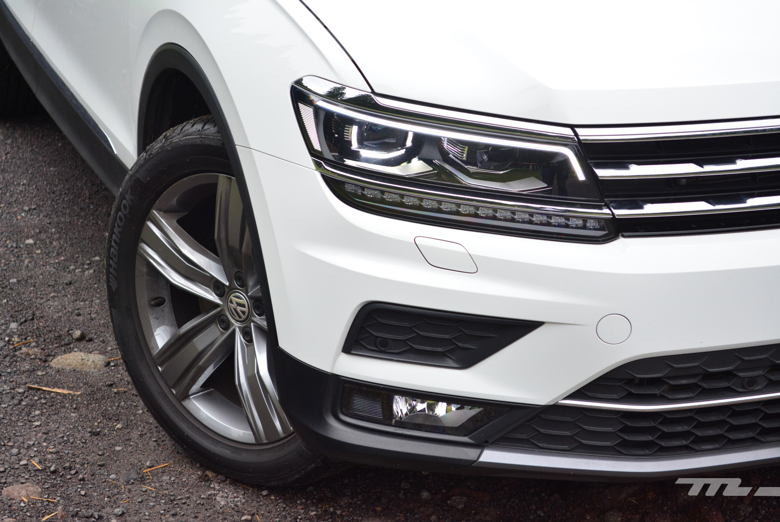 Foto de Volkswagen Tiguan 2.0 TSI (prueba) (20/23)