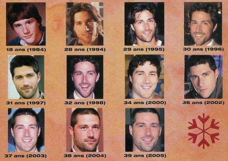 Los actores de 'Lost': Cómo eran antes y después de la serie