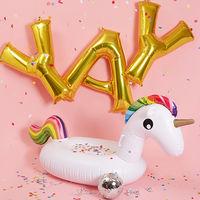 ¿Que los unicornios no existen? Primark nos demuestra que sí con este flotador que se convertirá en el 'must' de este verano