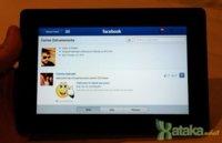 Facebook llega al Playbook...¿qué pasa con el iPad?