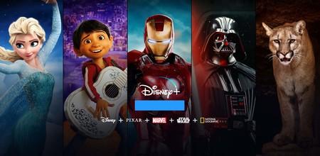 Es oficial: Disney+ llega a México y Latinoamérica en noviembre