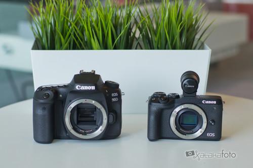 Canon EOS 90D y EOS M6 Mark II: Toma de contacto y muestras de las nuevas réflex y sin espejo APS-C de la casa