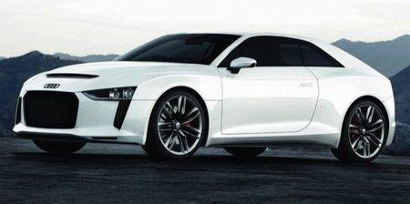 Audi quattro concept, ¿viaje al pasado o el futuro Audi R4?