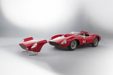 1957 Ferrari 315 335 S Scaglietti Spyer Collection Bardinon 8 C Artcurialphotographechristianmartin