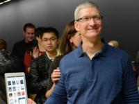 Para Tim Cook, todo el mundo debería poder trabajar el 80% de su jornada con un iPad