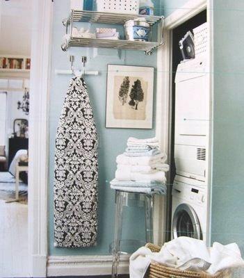 Ideas para crear tu lavander a en casa for Decoracion de lavanderia